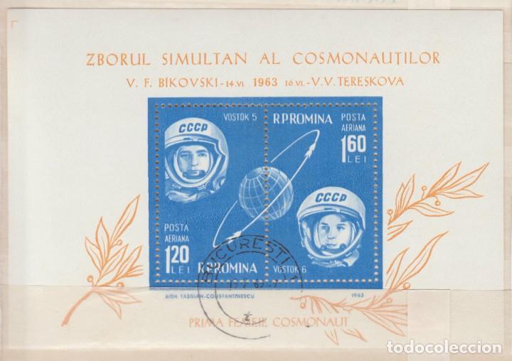 RUMANIA,1963. (Sellos - Extranjero - Europa - Rumanía)