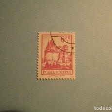 Sellos: RUMANIA - CASTILLOS - CASTILLO DE BRAN.. Lote 236893895