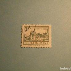 Sellos: RUMANIA - CASTILLOS - CASTILLO DE PELES.. Lote 236894080