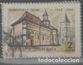 LOTE U-SELLO RUMANIA 1966 (Sellos - Extranjero - Europa - Rumanía)