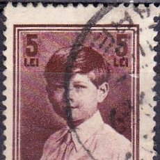 Timbres: 1928 - RUMANIA - REY MIGUEL I - YVERT 341. Lote 247478090
