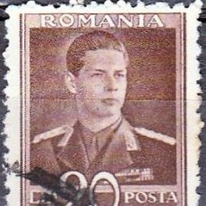 Timbres: 1940 - RUMANIA - REY MIGUEL I - YVERT 630. Lote 247657600