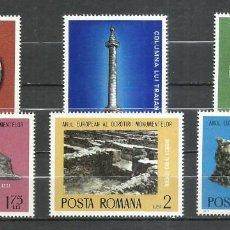 Sellos: RUMANIA - 1975 - MICHEL 3267/3272** MNH. Lote 256120415