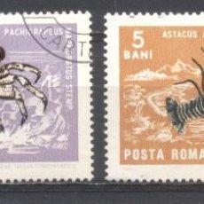 Sellos: RUMANIA, PREOBLITERADOS, CON GOMA,. Lote 262802440