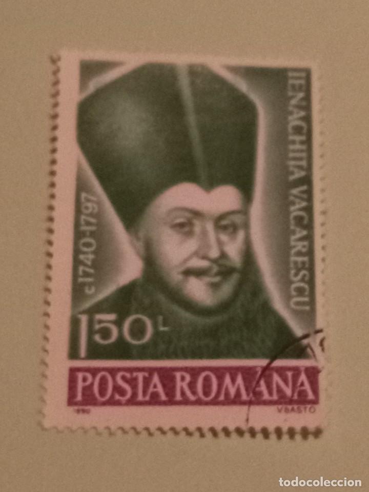 SELLOS DE RUMANÍA (Sellos - Extranjero - Europa - Rumanía)