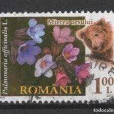 Sellos: RUMANIA 2012 SELLO USADO * LEER DESCRIPCION. Lote 270891413