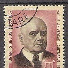 Sellos: RUMANIA 1965 - YVERT 2122. Lote 277127903