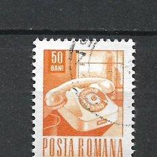 Sellos: SELLO RUMANIA - 4/44. Lote 288190418
