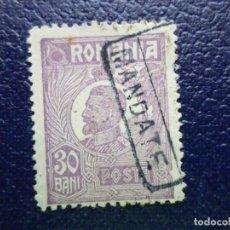Sellos: +RUMANIA, 1919, FERDINAND 1º, YVERT 276. Lote 289827138