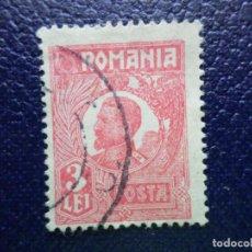 Sellos: +RUMANIA, 1919, FERDINAND 1º, YVERT 292. Lote 289828158