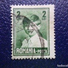 Sellos: +RUMANIA, 1928, REY MICHEL I, YVERT 339. Lote 289881073