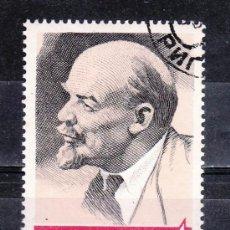 Sellos: RUSIA 2809 USADA, 94º ANIVERSARIO DEL NACIMIENTO DE LENIN. Lote 19286089