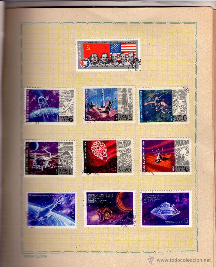 Sellos: STAMPS OF THE USSR-COSMOS - Foto 2 - 47307836