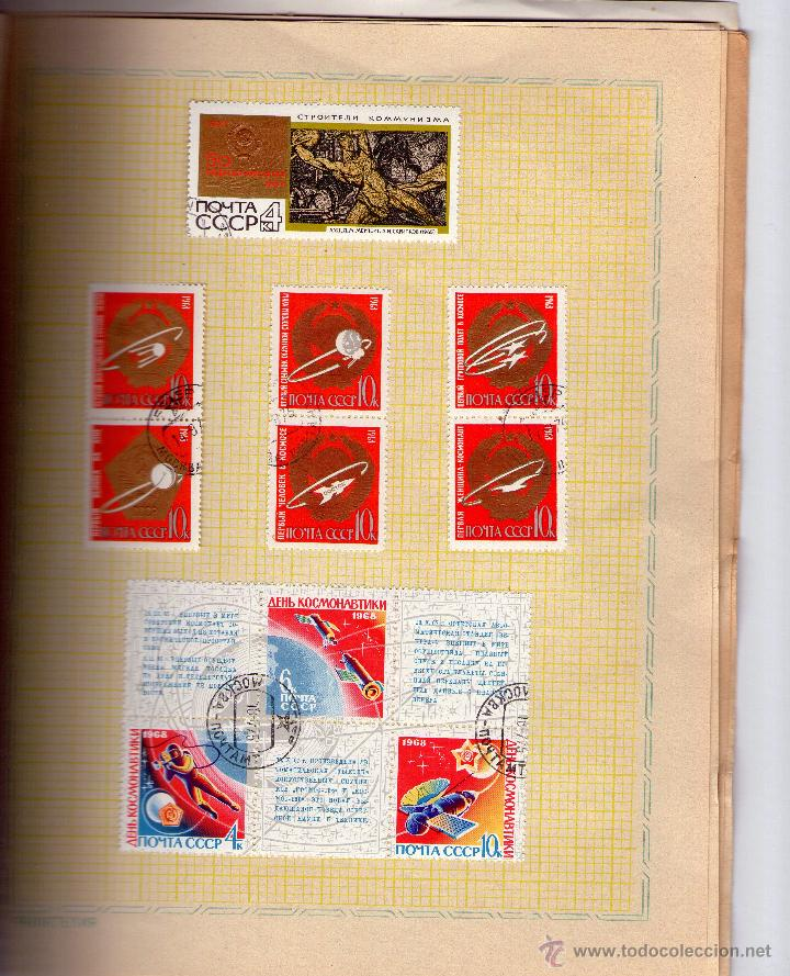 Sellos: STAMPS OF THE USSR-COSMOS - Foto 3 - 47307836