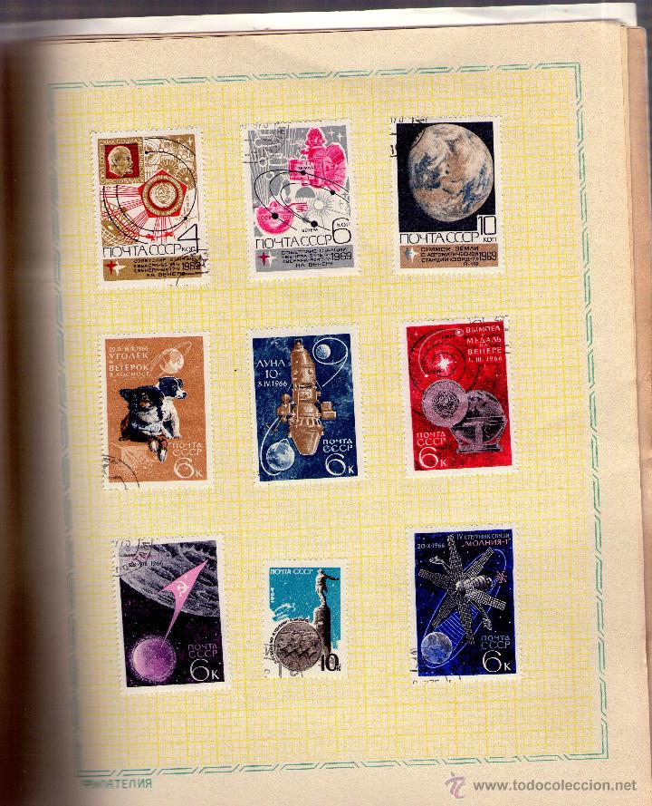 Sellos: STAMPS OF THE USSR-COSMOS - Foto 4 - 47307836