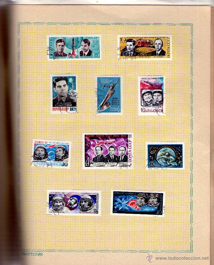 Sellos: STAMPS OF THE USSR-COSMOS - Foto 8 - 47307836