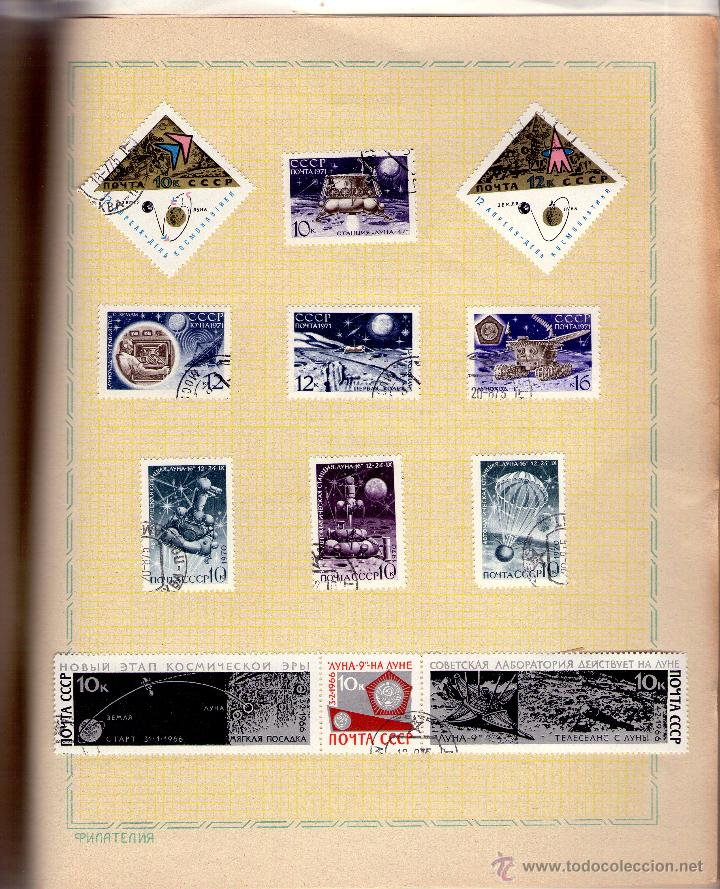 Sellos: STAMPS OF THE USSR-COSMOS - Foto 10 - 47307836