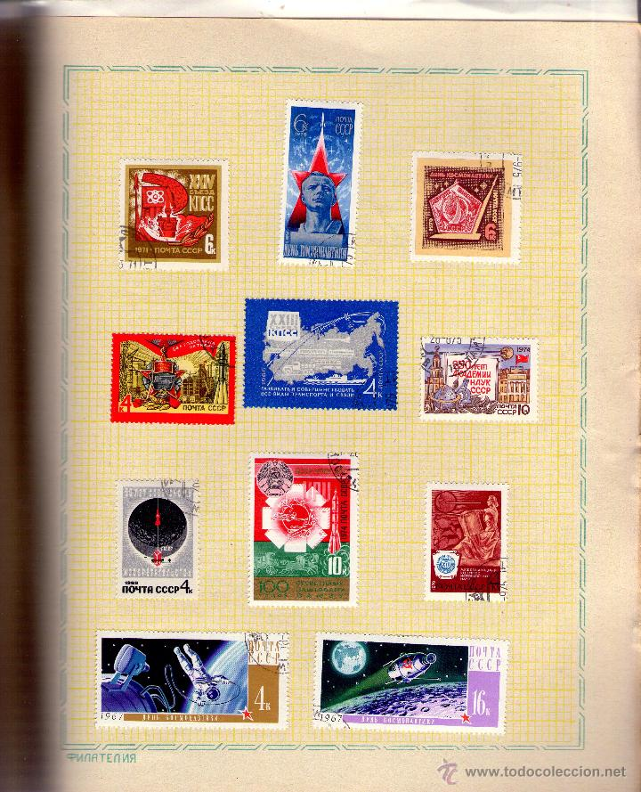 Sellos: STAMPS OF THE USSR-COSMOS - Foto 11 - 47307836