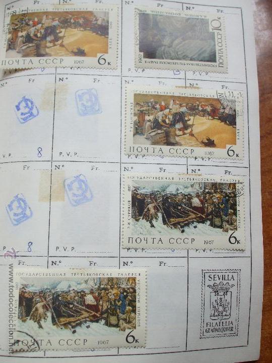 Sellos: .rusia 8 libretas aproximadamente 812 sellos clasificados, diversas calidades + fotos - Foto 24 - 50663116