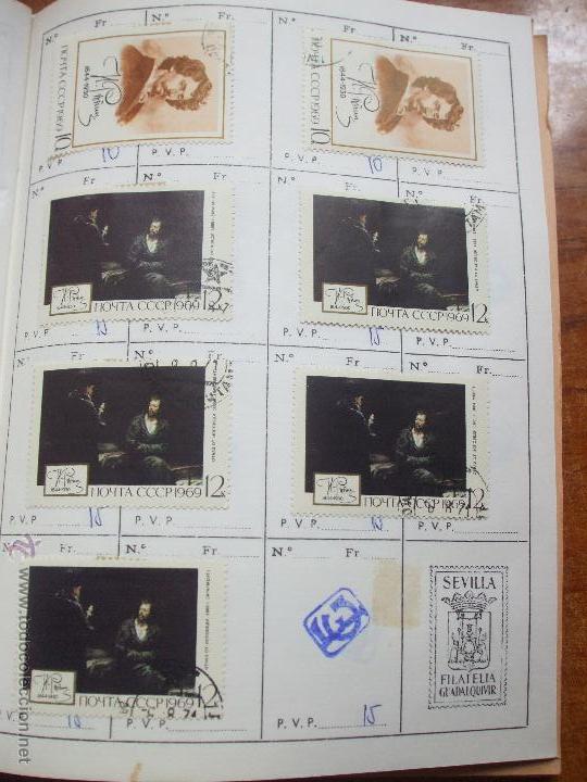Sellos: .rusia 8 libretas aproximadamente 812 sellos clasificados, diversas calidades + fotos - Foto 54 - 50663116