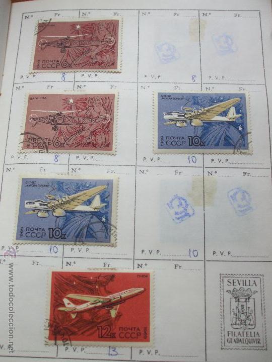 Sellos: .rusia 8 libretas aproximadamente 812 sellos clasificados, diversas calidades + fotos - Foto 62 - 50663116