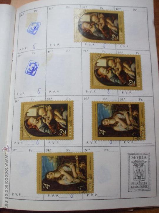 Sellos: .rusia 8 libretas aproximadamente 812 sellos clasificados, diversas calidades + fotos - Foto 78 - 50663116