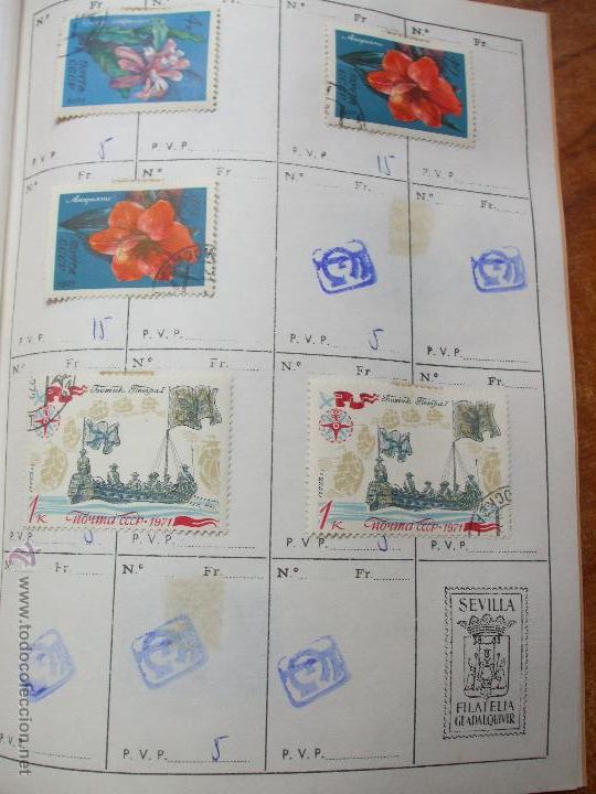 Sellos: .rusia 8 libretas aproximadamente 812 sellos clasificados, diversas calidades + fotos - Foto 85 - 50663116