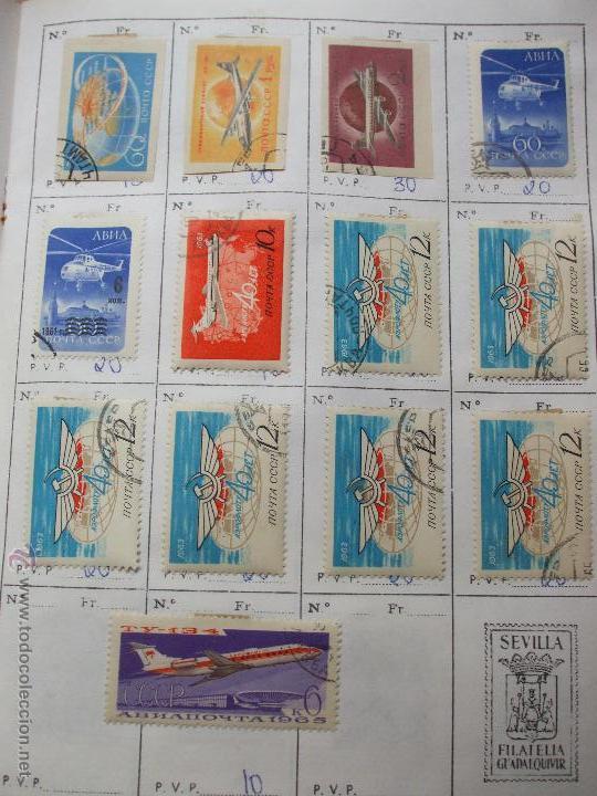 Sellos: .rusia 8 libretas aproximadamente 812 sellos clasificados, diversas calidades + fotos - Foto 92 - 50663116