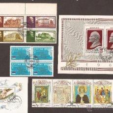 Sellos: GOM-287_SELLOS USADOS URSS. Lote 51204065