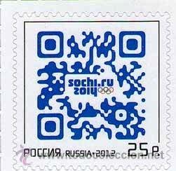 Rusia 2012 Mi 1866 Logo Juegos Olimpicos Soch Comprar Sellos