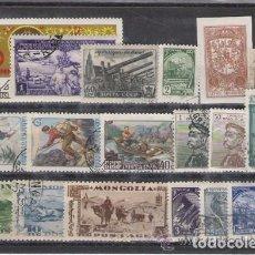 Sellos: RUSIA BONITO LOTE SELLOS -- REFARHAPADECAAB. Lote 86489188