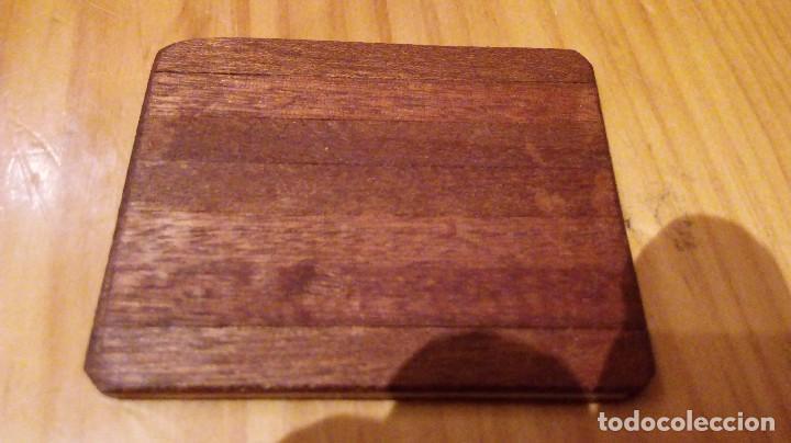 Sellos: Sello circulado de autogiro en marco de madera noble a medida - Foto 2 - 113437215