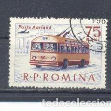 Sellos: RUMANIA, 1963 , AEREO. YVERT TELLIER 186. Lote 113470067