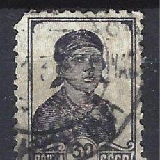 Francobolli: UNIÓN SOVIÉTICA / RUSIA 1929 - SERIE BASICA - SELLO USADO. Lote 163895662