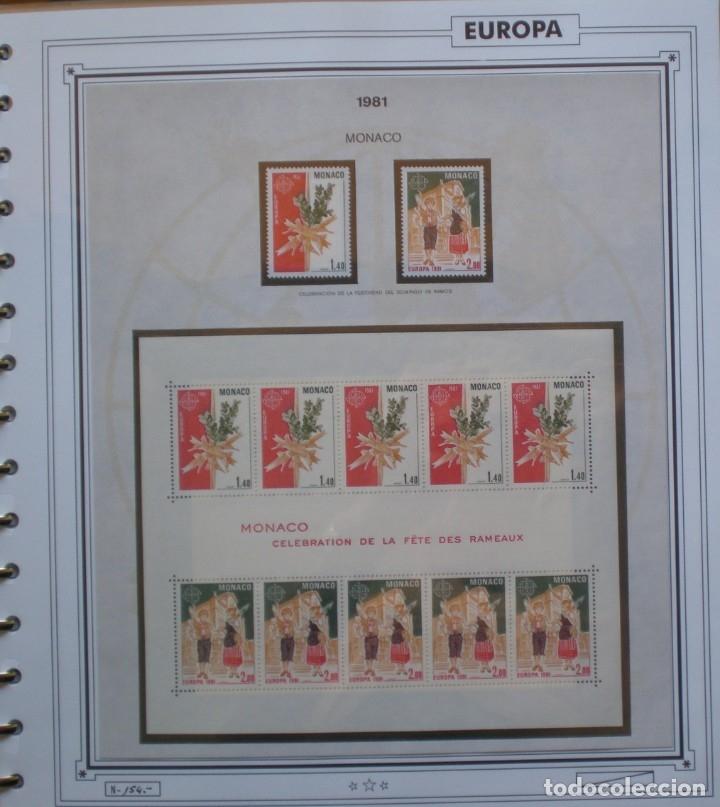 Sellos: EUROPA CEPT - AÑO 1981 COMPLETO - NUEVOS * * 12 FOTOS - LEER COMENTARIO - Foto 10 - 176229523