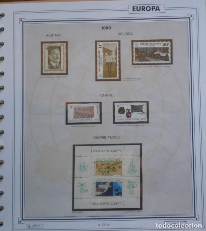 Sellos: EUROPA CEPT - AÑO 1983 COMPLETO - NUEVOS * * 12 FOTOS - LEER COMENTARIO - Foto 2 - 176230035