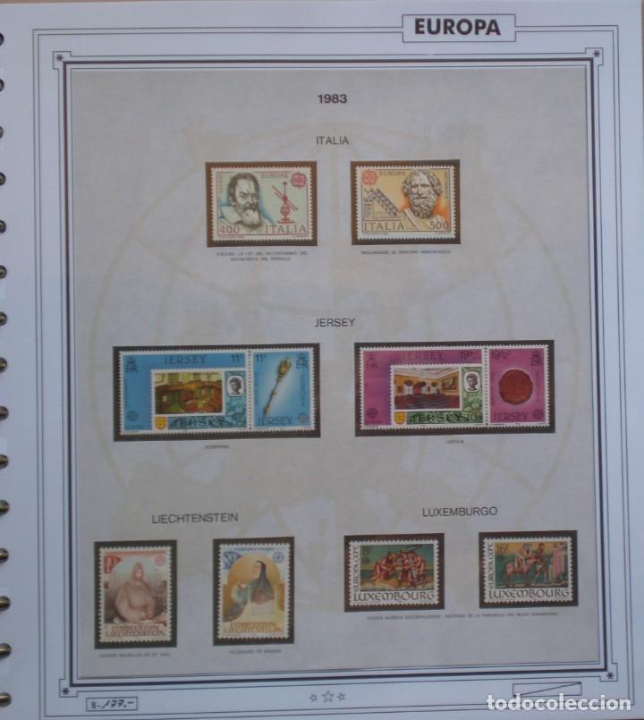 Sellos: EUROPA CEPT - AÑO 1983 COMPLETO - NUEVOS * * 12 FOTOS - LEER COMENTARIO - Foto 6 - 176230035