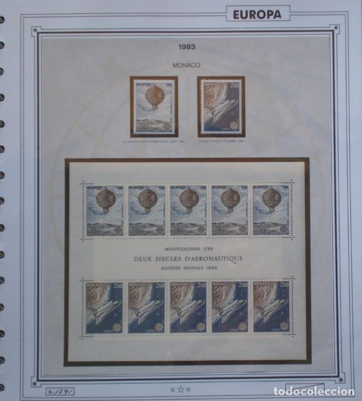 Sellos: EUROPA CEPT - AÑO 1983 COMPLETO - NUEVOS * * 12 FOTOS - LEER COMENTARIO - Foto 8 - 176230035
