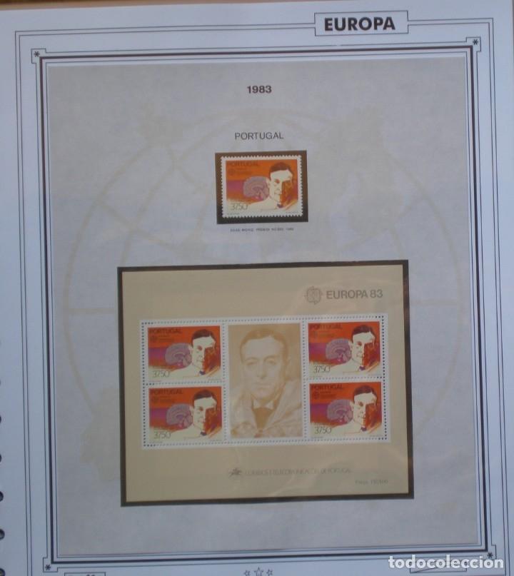 Sellos: EUROPA CEPT - AÑO 1983 COMPLETO - NUEVOS * * 12 FOTOS - LEER COMENTARIO - Foto 9 - 176230035