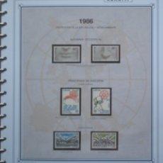 Sellos: EUROPA CEPT - AÑO 1986 COMPLETO - NUEVOS * * 13 FOTOS - LEER COMENTARIO. Lote 176612407