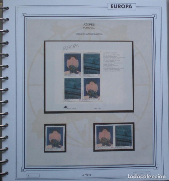 Sellos: EUROPA CEPT - AÑO 1993 ¡¡¡¡ NO COMPLETO !!!! NUEVOS ** 20 FOTOS - LEER COMENTARIO - Foto 4 - 176976492