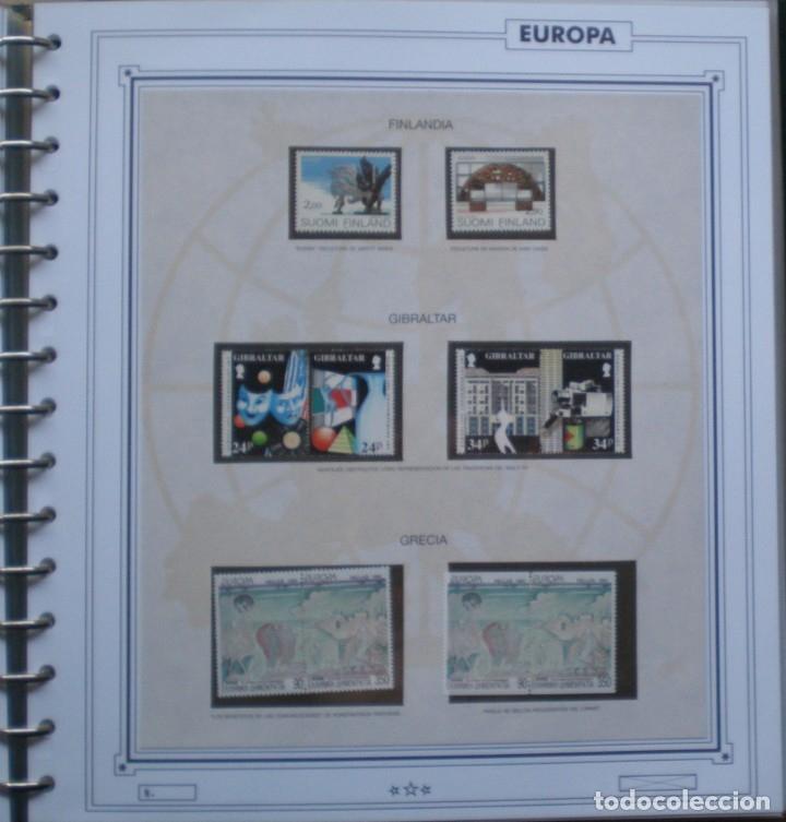 Sellos: EUROPA CEPT - AÑO 1993 ¡¡¡¡ NO COMPLETO !!!! NUEVOS ** 20 FOTOS - LEER COMENTARIO - Foto 9 - 176976492