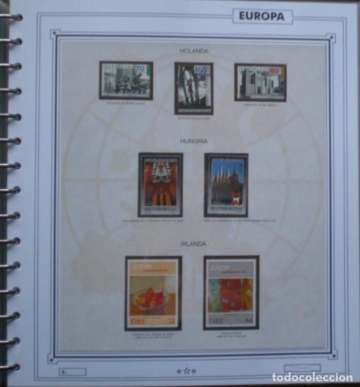 Sellos: EUROPA CEPT - AÑO 1993 ¡¡¡¡ NO COMPLETO !!!! NUEVOS ** 20 FOTOS - LEER COMENTARIO - Foto 11 - 176976492