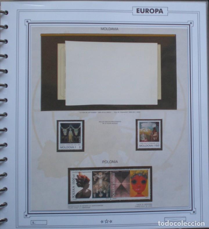Sellos: EUROPA CEPT - AÑO 1993 ¡¡¡¡ NO COMPLETO !!!! NUEVOS ** 20 FOTOS - LEER COMENTARIO - Foto 15 - 176976492