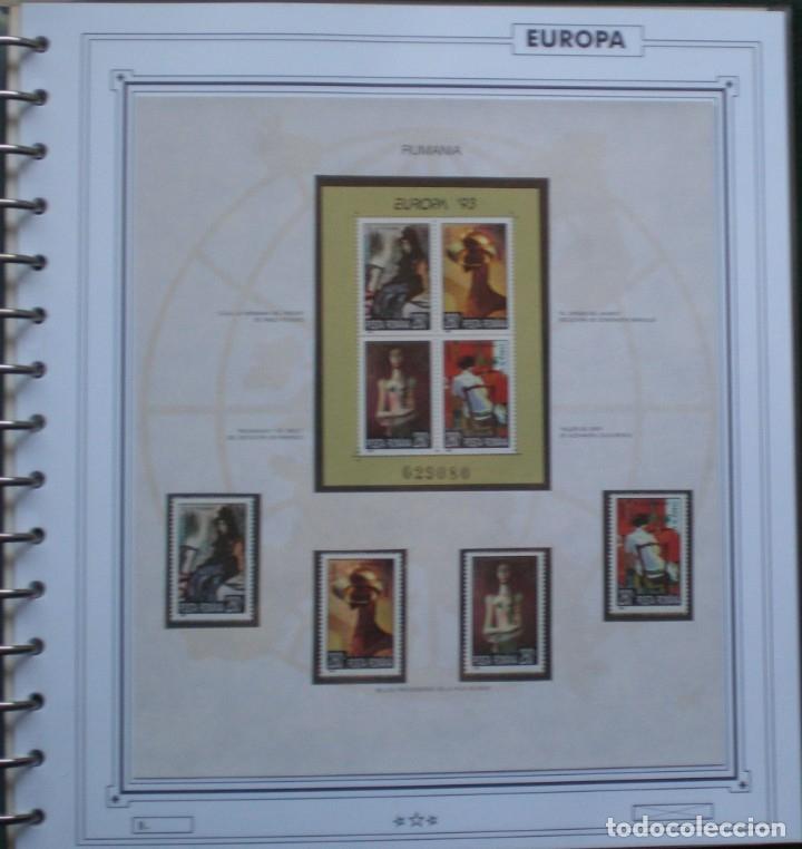 Sellos: EUROPA CEPT - AÑO 1993 ¡¡¡¡ NO COMPLETO !!!! NUEVOS ** 20 FOTOS - LEER COMENTARIO - Foto 18 - 176976492