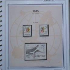 Sellos: EUROPA CEPT - AÑO 1995 COMPLETO - NUEVOS ** 16 FOTOS - LEER COMENTARIO. Lote 176979253