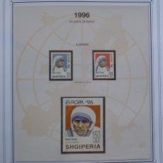 Sellos: EUROPA CEPT - AÑO 1996 ¡¡ FALTA BOSNIA !! NUEVOS ** 20 FOTOS - LEER COMENTARIO. Lote 177040384