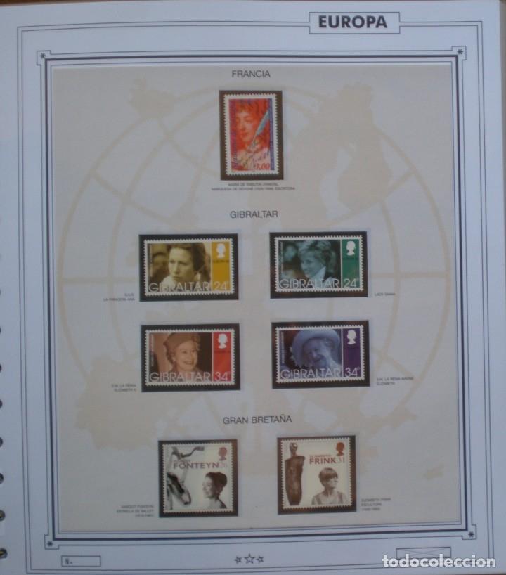 Sellos: EUROPA CEPT - AÑO 1996 ¡¡ FALTA BOSNIA !! NUEVOS ** 20 FOTOS - LEER COMENTARIO - Foto 8 - 177040384