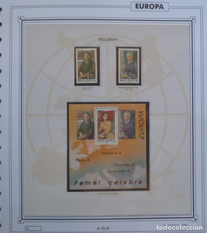 Sellos: EUROPA CEPT - AÑO 1996 ¡¡ FALTA BOSNIA !! NUEVOS ** 20 FOTOS - LEER COMENTARIO - Foto 14 - 177040384