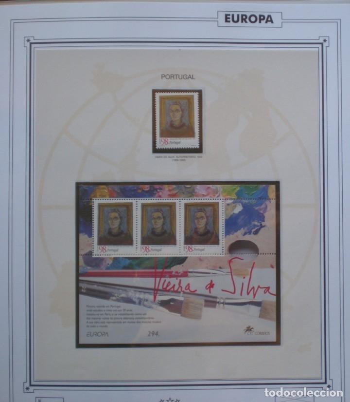 Sellos: EUROPA CEPT - AÑO 1996 ¡¡ FALTA BOSNIA !! NUEVOS ** 20 FOTOS - LEER COMENTARIO - Foto 16 - 177040384